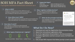MFA Fact Sheet